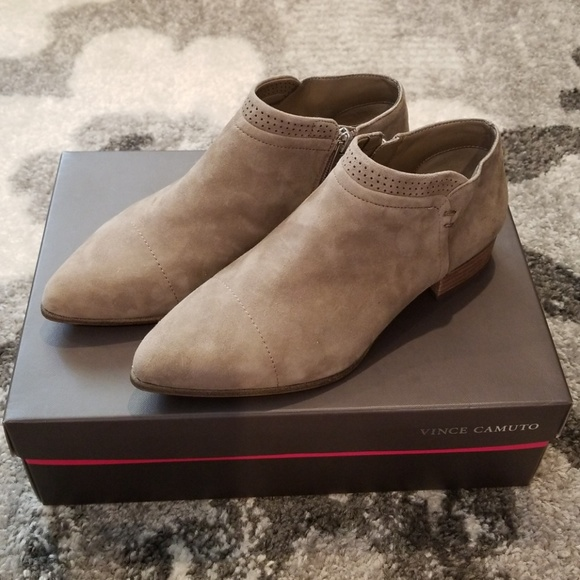 Vince Camuto Jannie Ankle Bootie